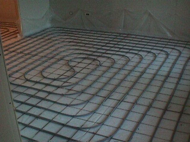 Esprit sun - Comment poser un plancher chauffant a eau ...